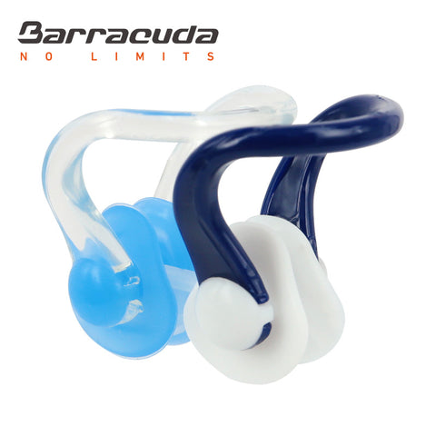 SILICONE PAD NOSE CLIP (L/S) with Storage Case