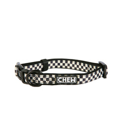 OLD SKOOL CHECKERBOARD COLLAR