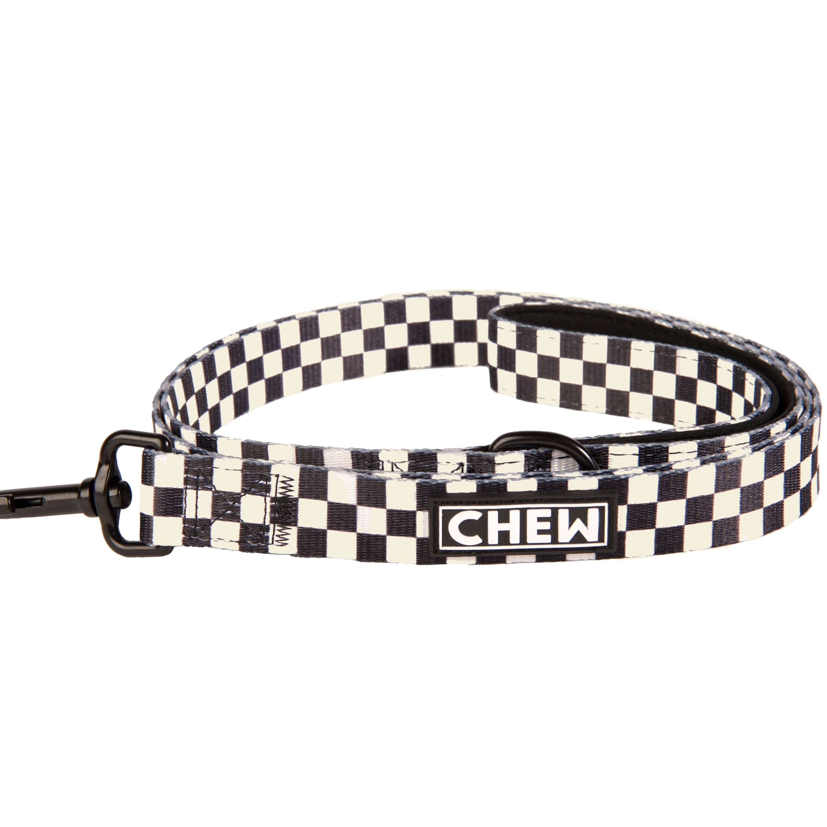 OLD SKOOL CHECKERBOARD LEASH