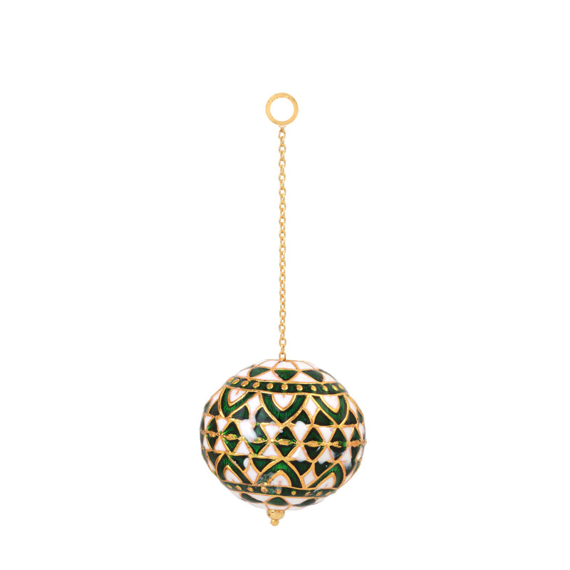 Anjana Amazon Mandala Charm