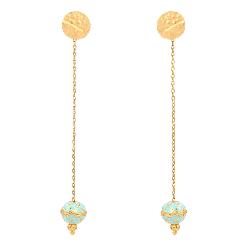 ZINDAGI Anjuli Clearwater Earrings