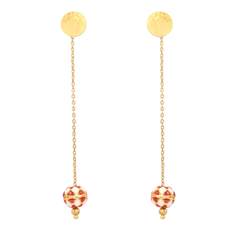ZINDAGI Anjuli Mandarin Earrings
