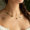 Deep Jade Necklace