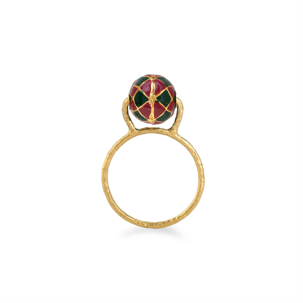 Erika Ring | Nola Checker | 7.5