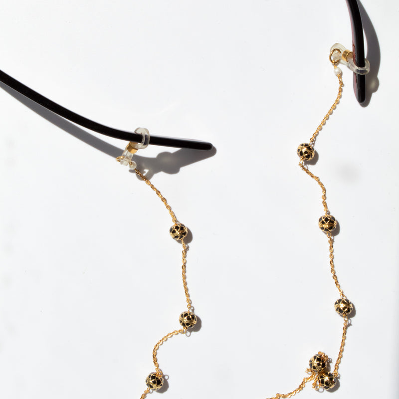 Eye Wear Chain | Caviar