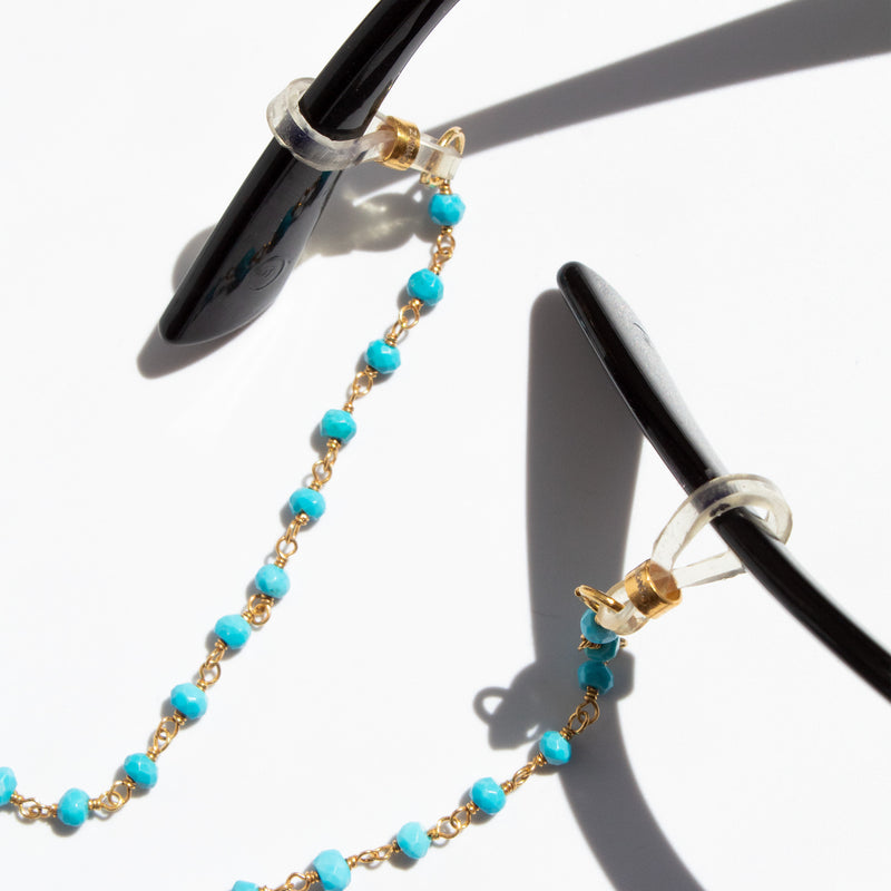 Eye Wear Chain | Howlite