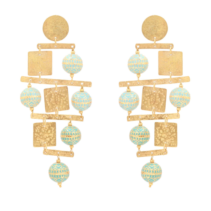 Kalpana Earrings | Aruba
