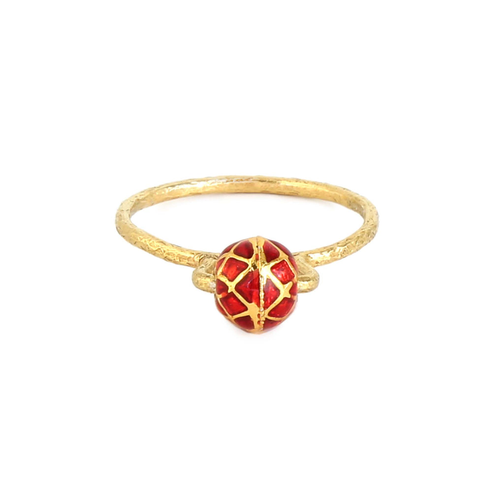 Erika Ring | Fiery | 6.5