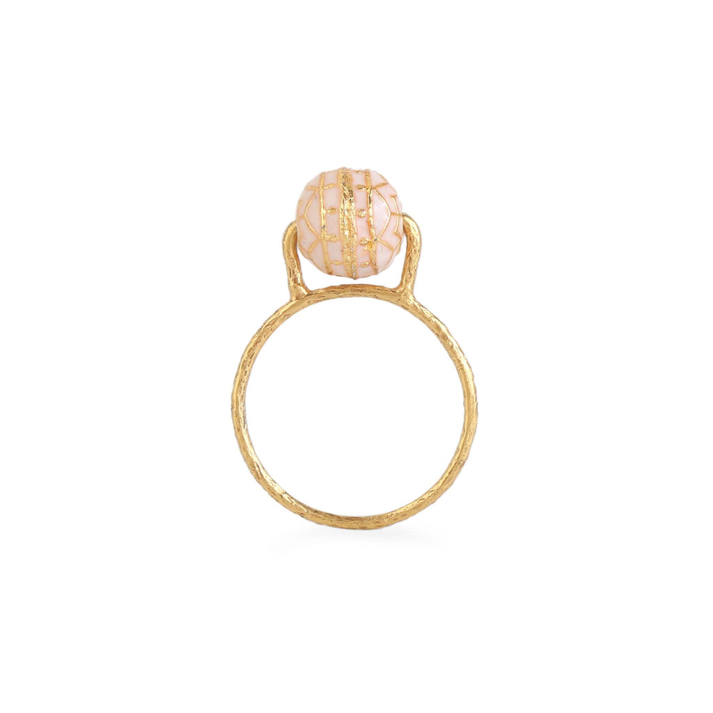 Erika Ring | Blush | 8
