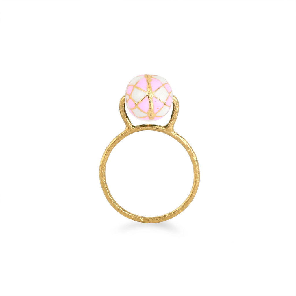 Erika Ring | Jaipur Checker | 8