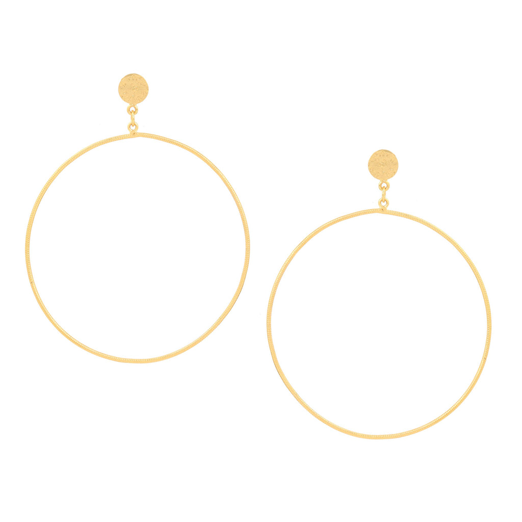 Laboni Hoops | more colors available