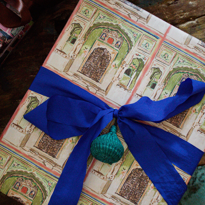 Mandawa Doorway | Wrapping Paper