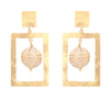 ZINDAGI Regina Blush Earrings