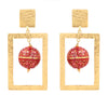 ZINDAGI Regina Cherry Earrings