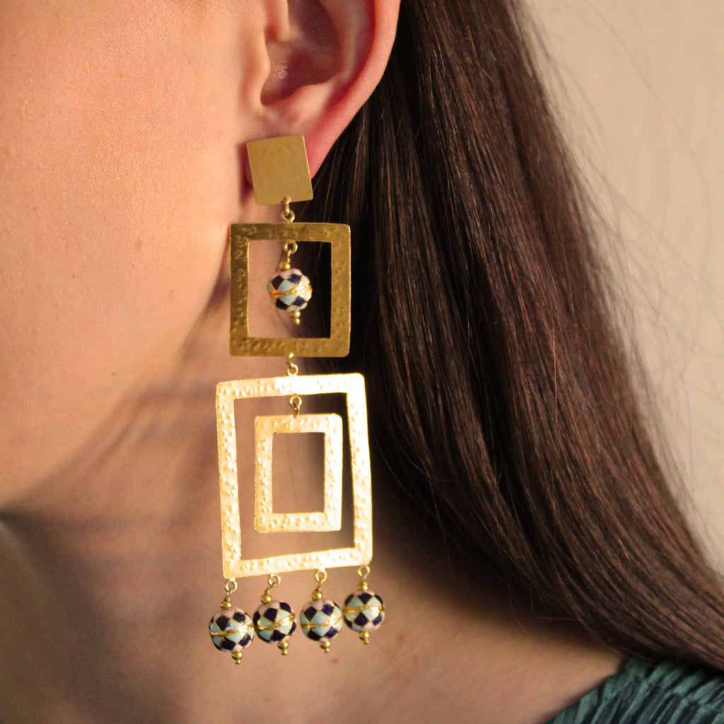 Makena Earrings | more colors available