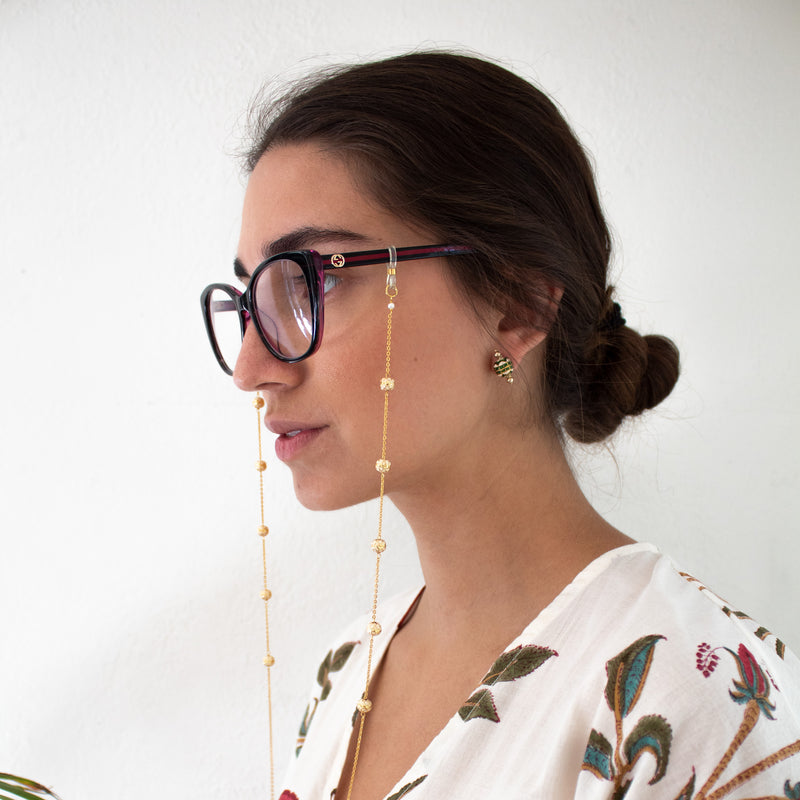 Eye Wear Chain | Blush