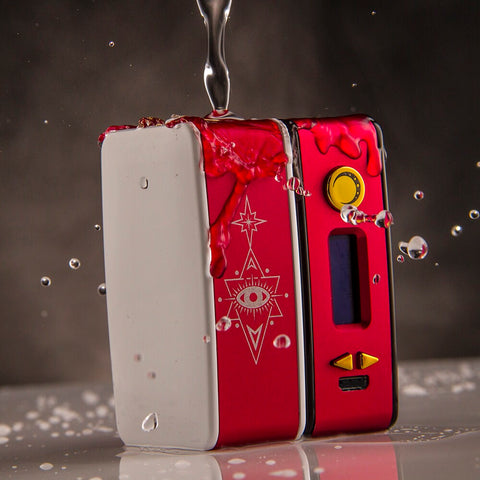 Little Foot 60w Kit WHITE/RED
