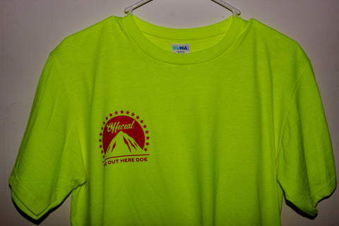 Neon official wohd Size medium