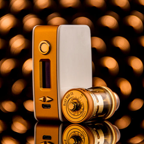 Little Foot 60w Kit WHITE/GOLD
