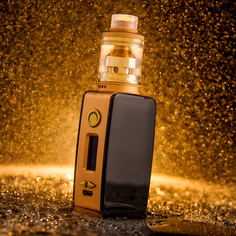 Little Foot 60w Kit BLACK/GOLD