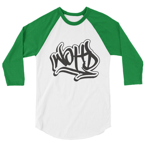 Graffiti WOHD BASEBALL STYLE T-SHIRT
