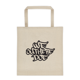 We Out Here Doe Logo Tote bag