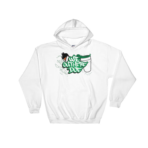 Hi-Tech Splash Hooded Sweatshirt
