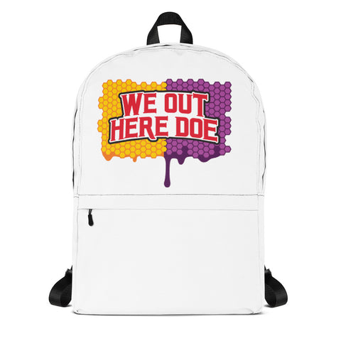 Honey Drip collision Backpack