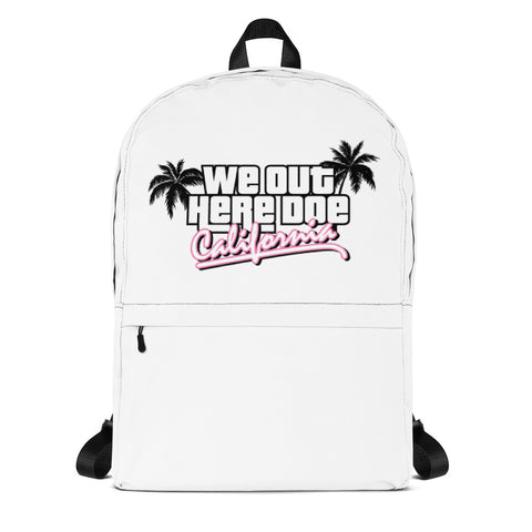 """ Califorina Dreamin "" Backpack"