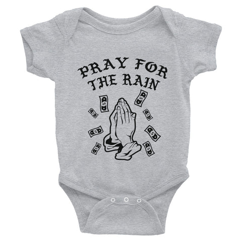 Pray For The Rain Infant Bodysuit