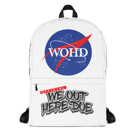 NASA x WOHD Backpack