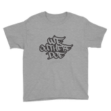 We Out Here Doe Logo Boys Short Sleeve T-Shirt