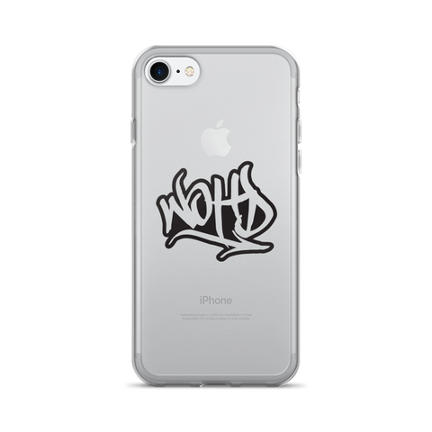 We Out Here Doe GRAFFITI Logo iPhone 7/7 Plus Case