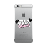 """California Dreamin"" iPhone 5/5s/Se, 6/6s, 6/6s Plus Case"