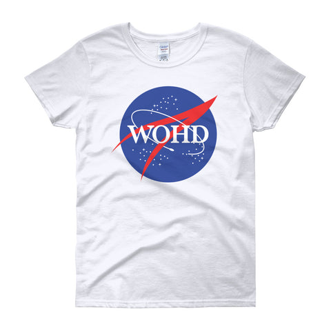 Nasa WOHD Women's short sleeve t-shirt