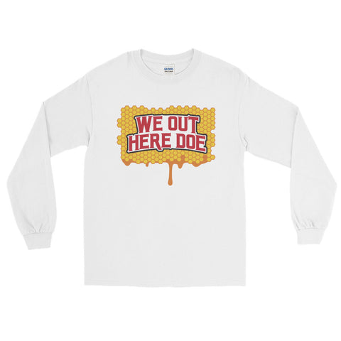 HONEY DRIP WOHD Long Sleeve T-Shirt