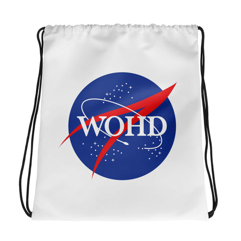 Nasa WOHD Drawstring bag