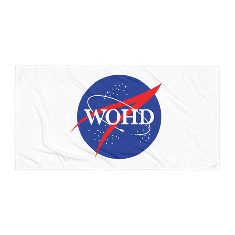 NASA WOHD Towel