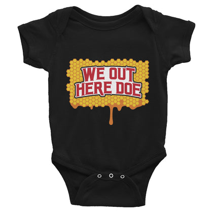 Honey Drip Infant Bodysuit
