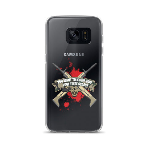 COME CATCH THESE SCARS 9+ Samsung Case