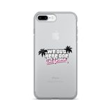 """California Dreamin"" iPhone 7/7 Plus Case"