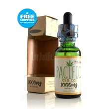 Pacific CBD Co. CBD Drops - Mango Flavor