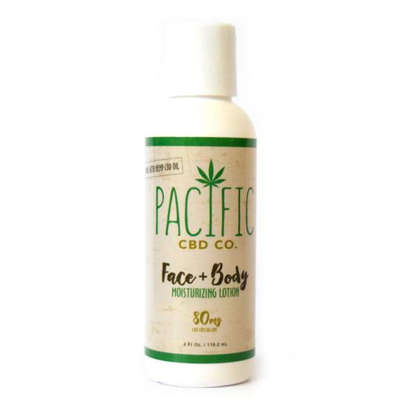 Pacific CBD Co. | Face & Body Lotion 80MG