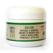 Pacific CBD Co. Joint & Muscle Rub: 250MG