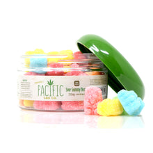 Pacific CBD Co. Sour Gummy Neons - 250mg