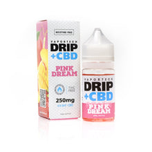 VaporTech Drip+CBD: New Pink Dream