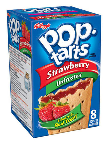 Kellogg's Pop-Tarts Strawberry