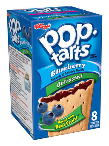 Kellogg's Pop-Tarts Blueberry