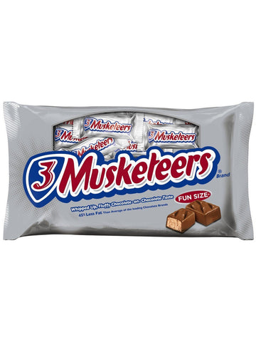 3 Musketeers Fluffy Chocolate Minis