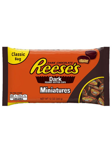 Reese's Peanut Butter Miniature Dark Chocolate